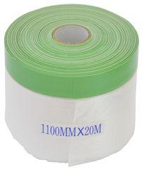 SPOKAR CQ fólie s textilní lepící páskou 110 cm × 20 m