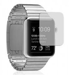 SBS zaščitno steklo za Apple Watch 38 mm, prozorno