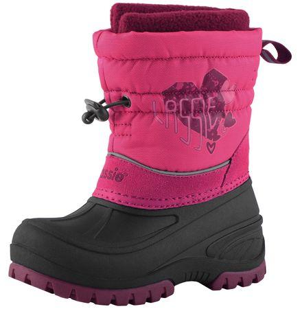 Lassie Dětské sněhule Coldwell Pink 25