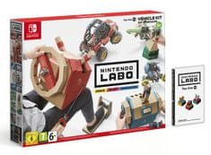 Nintendo Labo Vehicle Kit (Switch)