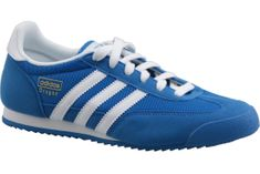 Adidas Dragon J  D67715 38 2/3 Białe