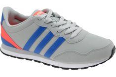 Adidas V Jog K  AW4147 38 Szare