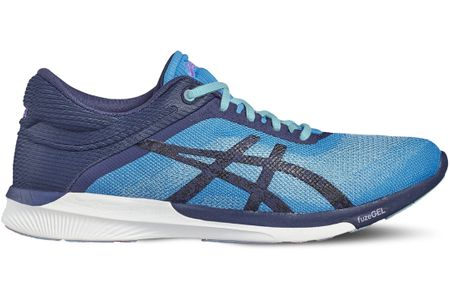 Asics FuzeX Rush  T768N-4349 39,5 Niebieskie
