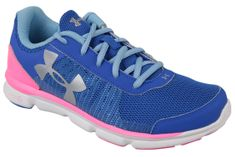 Under Armour UA Micro G Speed Swift K 1266305-400 38 Niebieskie