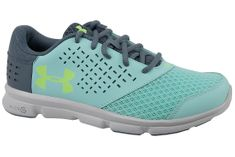 Under Armour UA GGS Micro G Rave RN 1285435-942 39 Szare