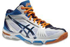 Asics Gel Volley Elite 2 MT B300N-0150 50,5 Białe