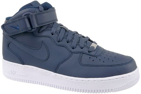 Nike Air Force 1 Mid '07 315123-415 45,5 Granatowe