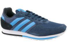 size 40 bda44 5eca2 Adidas 8K DB1727 46 23 Granatowe