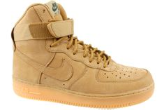 Nike Air Force 1 HIGH '07 LV8 WB  882096-200 47 Brązowe