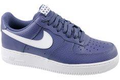 Nike Air Force 1 07 AA4083-401 45 Fioletowe
