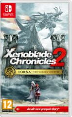 Nintendo igra Xenoblade Chronicles 2: Torna - The Golden Country razširitev (Switch)