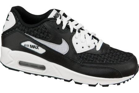 Nike Air Max 90 Gs 724882-101 37,5 Czarne
