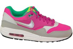 Nike Air Max 1 Gs 653653-600 37,5 Różowe