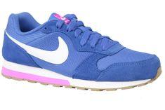 Nike Md Runner 2 GS 807319-404 38 Fioletowe
