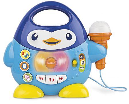 Wiky odtwarzacz muzyczny Pingwinek