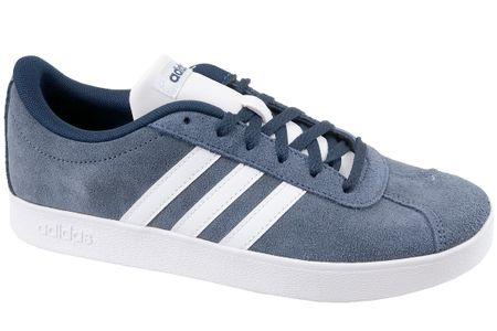 Adidas VL Court 2.0 K DB1828 39 1/3 Granatowe