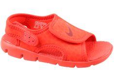Nike Sunray Adjust 4 PS 386518-603 29,5 Czerwone