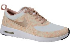 Nike Air Max Thea Print GS 834320-100 38,5 Beżowe