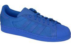 Adidas Superstar Blue B42619 44 Niebieskie