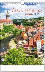 Kalendář nástěnný A3 Česká republika