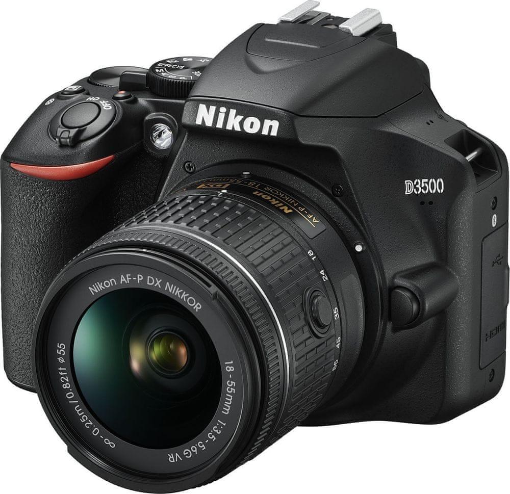 Nikon D3500 + 18-55 AF-P DX VR (VBA550K001)