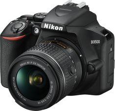 Nikon D3500 + 18-55 AF-P VR + Cashback 2500 Kč!