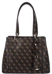 Guess ženska torbica, rjava