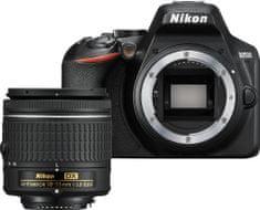 Nikon D3500 + 18-55 AF-P