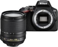 Nikon D3500 + 18-105 + Cashback 2500 Kč!