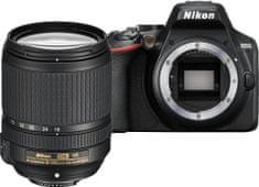 Nikon D3500 + 18-140 + Cashback 2500 Kč!