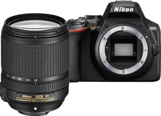Nikon DSLR fotoaparat D3500 + 18-140VR