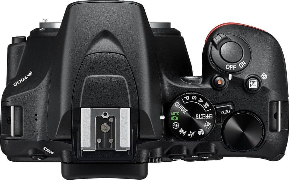 Nikon D3500 + 18-55 AF-P DX VR + 70-300 AF-P DX ED VR (VBA550K005)