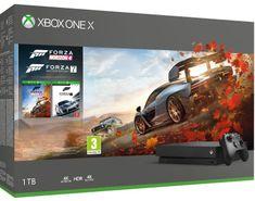 Microsoft igraća konzola Xbox One X 1 TB + Forza Horizon 4 + Forza Motorsport 7
