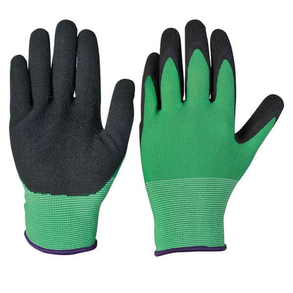 Verdemax Polyesterovo-latexové rukavice aa9e4fcbaf