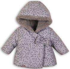 Minoti Lány kabát szívecskékkel