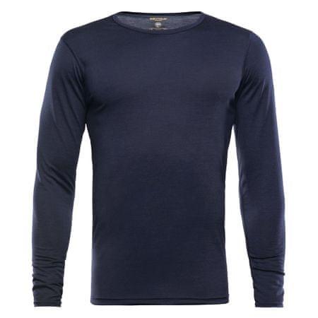 Devold koszulka męska Furnes Man Shirt With Print Brick L