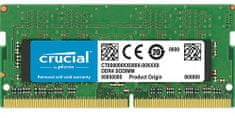 Crucial pomnilnik (RAM) 16 GB, DDR4, 2666MT/s, PC4-21300, CL19, SODIMM