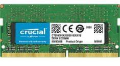 Crucial pomnilnik (RAM) 8 GB, DDR4, PC4-21300, 2666MT/s, CL19, SODIMM