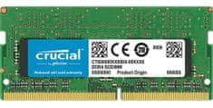 Crucial pomnilnik (RAM) 4 GB, DDR4, PC4-21300, 2666MT/s, CL19, SODIMM