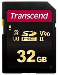 Transcend SDHC memorijska kartica 700S, 32 GB, 285/180 MB/s