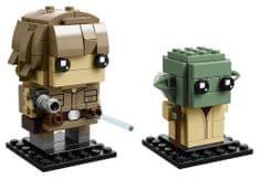 LEGO BrickHeadz 41627 Luke Skywalker in Yoda
