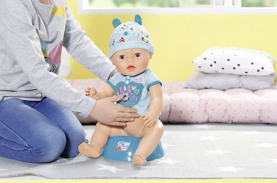 BABY born Soft touch - chlapeček