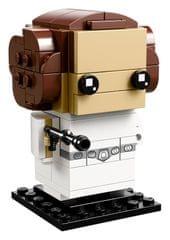 LEGO BrickHeadz 41628 Princesa Leia Organa