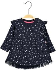 Blue Seven dívčí body/šaty s hvězdičkami