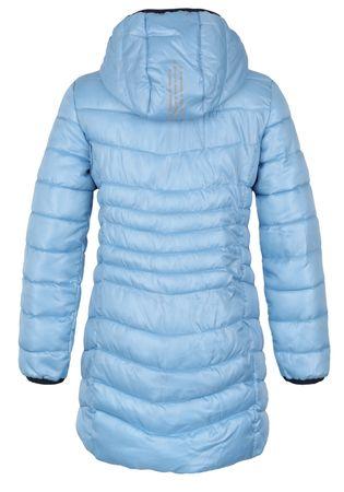 Loap Dievčenský zimný kabát Ikima 112 116 svetlomodrá - Diskusia ... 3968341e8ba