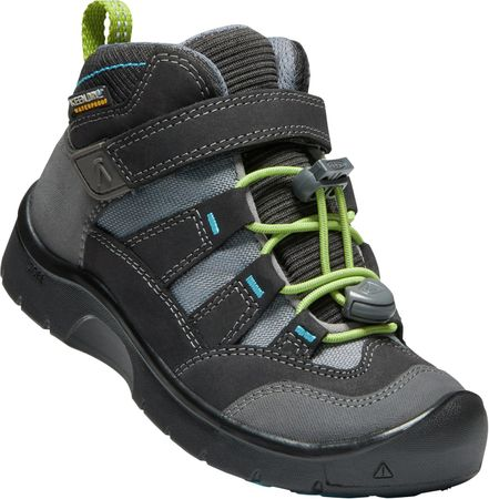 KEEN Hikeport Mid WP C magnet/greenery US 8 (24 EU)