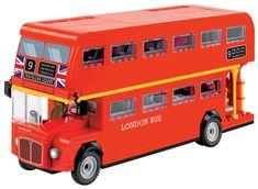 Cobi London bus 435 k, 1f