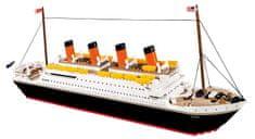Cobi Ladja Titanik R.M.S. kocke za sestavljanje, 600 kosov