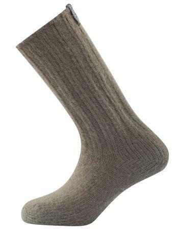 Devold Nansen Sock Grey Melange 36-40