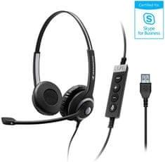 Sennheiser slušalke SC 260 USB MS II